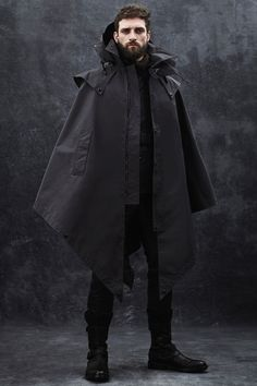 Belstaff Fall 2014 Menswear Collection Slideshow on Style.com (very Middle-Earth)