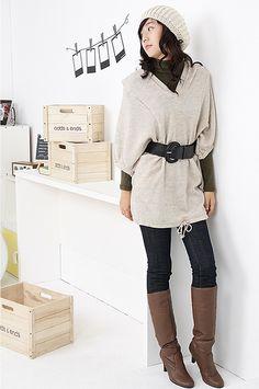 ملابس شتوية جديده 2013   عالم الموضة