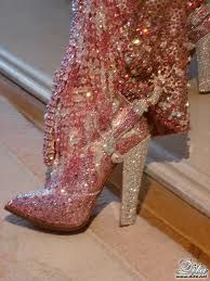 sparkle boots! done. cant fins anything better!