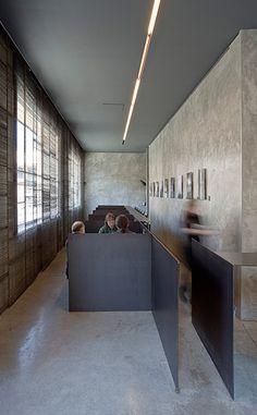 6T7 Espai Cafe by MSB Estudi Taller #Olot #Catalonia. Made for Miquel Subiràs . Miquel Merce Architecture