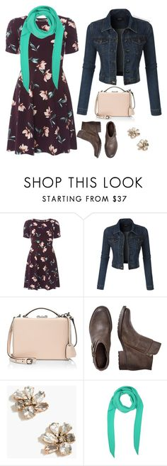 """""""Fall Fashion"""" by stylebyshannonk on Polyvore featuring Dorothy Perkins, LE3NO, Mark Cross, J.Crew and LIST"""