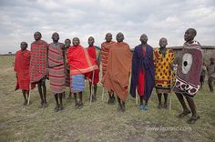 Maasai dance by Laura SC, via Flickr
