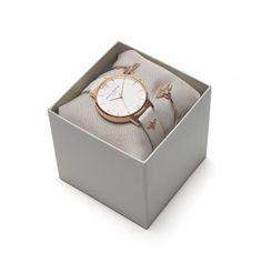 Ladies 3D Bee Rose Gold Gift Set | Olivia Burton London