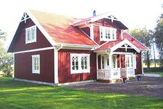 Style At Home, Perfect Match, Sweet Home, Shed, Outdoor Structures, Cabin, House Styles, Home Decor, Plantation Houses