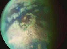 Laporan Penelitian: Make-up Kimia Molekul Organik Di Atmosfer Titan