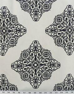 Esperanza Indigo | Online Discount Drapery Fabrics and Upholstery Fabric Superstore!