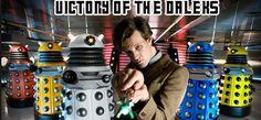 Le TARDIS, avec un mois de retard, se matérialise à l'intérieur d'une base militaire secrète du gouvernement britannique pendant la Seconde Guerre mondiale.