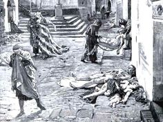 Black Death, the plague wiped out nearly one-third of western Europe's population between 1348 and 1350. The plague had a huge impact on all areas of society. It made many people question the authority of the Catholic Church, which had been unable to protect victims from the plague. #Historic #Health
