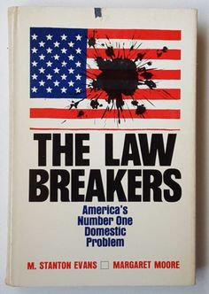 1968-Book-The-Law-Breakers-Americas-Number-One-Domestic-Problem