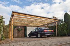 abri de voiture –bois-toiture-bois-pvc-construction-autoportée