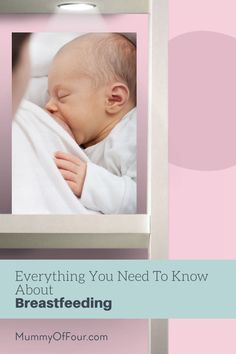 All of the breastfeeding tips, tricks, hacks and advice that you'll need to successfully breastfeed your baby from a Mum Of Four. Breastfeeding Problems, Breastfeeding Tips, Baby Tips, Baby Hacks, Newborn Babies, New Mums, Baby Development, Starter Kit