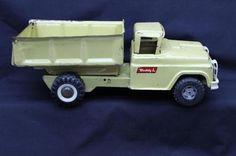 Vintage Buddy L Dump Truck