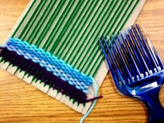 Art With Mr. E: Weaving Tips - 4th Grade