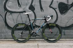 Beautiful Bicycle: Malachi's Giant TCX Cross by John Prolly || via Flickr