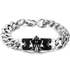 Virgin Shine Stainless Steel Flower Shape Picture Chain Bracelet VIRGIN SHINE http://www.amazon.com/dp/B00MWE90KS/ref=cm_sw_r_pi_dp_Qz.Rub1DRQG5S