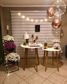 37 Gorgeous Easy and On Budget Party Decoration Looks Luxury - Decor Life Style Modern Birthday Cakes, 30th Birthday Party Themes, Shark Birthday Cakes, Birthday Decorations, Happy Birthday Foil Balloons, Ideas Aniversario, Engagement Decorations, Holiday Parties, Diy Bedroom Decor