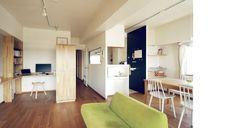 施工事例『liens』 | リノベーションは名古屋の一級建築士事務所アネストワン