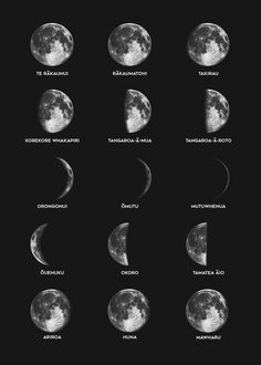 2020 New** Maramataka Journal - Te Rākaunui – Tuhi Stationery Ltd Daily Journal, Journal Pages, Maori Symbols, Moon Names, New Moon, Calendar, How To Apply, Teaching