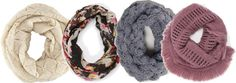 """""""Infinity Scarves"""" by fabriana22 on Polyvore"""