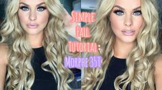 Simple Fall Tutorial | Morphe 35T