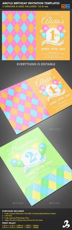 Graduation Party Invitation Template - Afstudeeruitnodigingen - birthday invitation card template photoshop