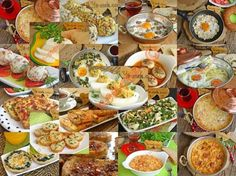 Haftasonu Kahvaltısı İçin Pratik Kahvaltılık Tarifler Resimli Tarifi - Yemek Tarifleri