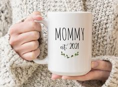 New Mommy Gifts, Gifts For New Dads, Gifts For My Boyfriend, Gifts For Father, Gifts In A Mug, Grandma Mug, Grandmother Gifts, Mom Mug, Personalised Name Mugs