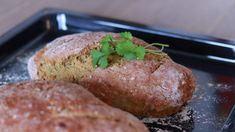 LUŠTĚNINOVÝ CHLÉB: Baked Potato, Potatoes, Baking, Ethnic Recipes, Food, Potato, Bakken, Essen, Meals