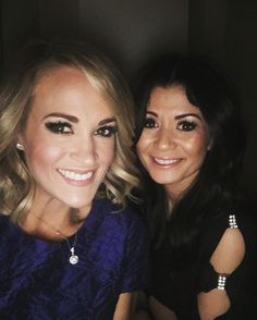 Carrie Underwood and Ivey Childers