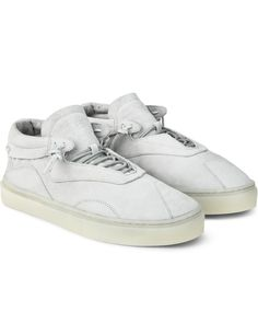 Clear Weather Canvas/Suede The Everest