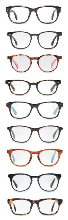 INTRODUCING TOMS OPTICAL  Check out our assortment of unisex styles from top to bottom: Nairobi, Noah, Wesley, Addis, Lyndi, Clarke, Isa, Dodoma, Bixlie: