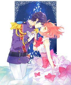 Crystal Time- Tokiya and Haruka