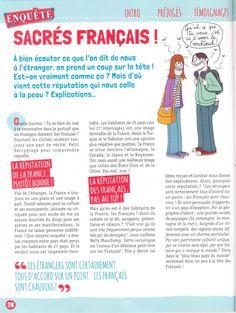 Les français sont chauvins?