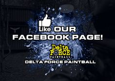 Join the Delta Force social Family by liking our Official Facebook page! #DeltaForcePaintball #paintball Mayor Of London, Delta Force, Paintball, A Team, Join, Facebook