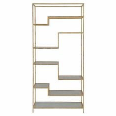 Mansfield 84-inch etagere bookcase, $1,999.