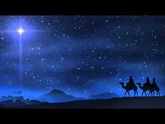Journey to Bethlehem – HD Video Background Loop, - Variable.