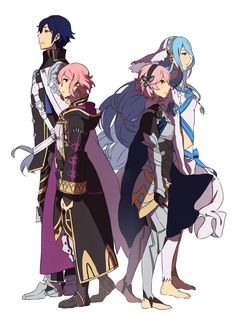 I'm loving the whole 'Robin and Kamui are one and the same' theory... Are we gonna get a DLC covering this?? ;w; I want it, so bad.