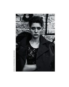 Black and white fashion - Fabrice Jacobs for Drama