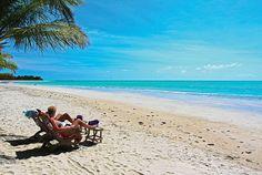 BRASIL - Foto da Praia de Ipioca em Maceió - Alagoas