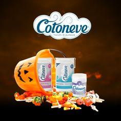 Trucco a prova di Mostrocon gli applicatori cosmetici by Cotoneve!