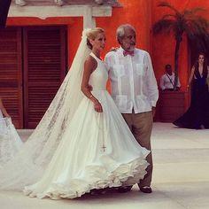 .Mary Katratzou designs her first wedding dress — ohhhmyhat http://www.ohhhmyhat.com/mary-katratzou-designs-her-first-wedding-dress/