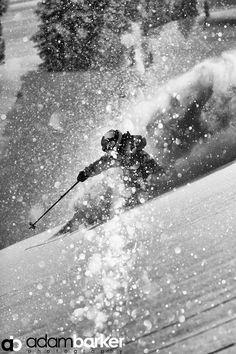 Powder shot from Adam Barker