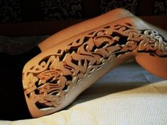 20 Reality Defying 3D Tattoos - That spider is just too real!