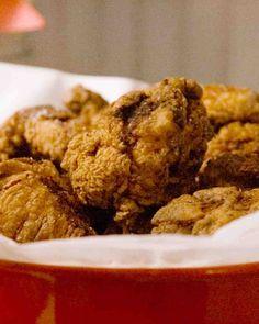 Fried Chicken Recipe | Martha Stewart