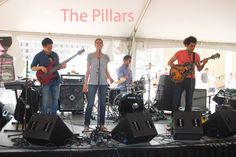 The Pillars live at the Boston GreenFest 2014, playing with Berklee Global Jazz Institute musicians: Juan Ale Saenz and Lee Seung-Ha.