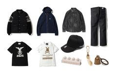 NEIGHBORHOOD x mastermind JAPAN 2012 Fall/Winter Collection.