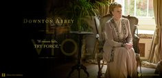 """""""And something tells us you're about to implement the latter, Lady Violet! Downton Abbey Season 6, Lady Violet, Strong Women, Tv Series, It Cast, Shit Happens, Twitter, Image, Quotes"""