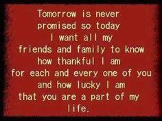 thankful <3