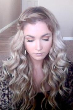 Love her tutorials. Beautiful waves <3