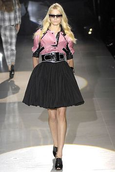 Gucci Spring 2008 Ready-to-Wear Fashion Show Collection